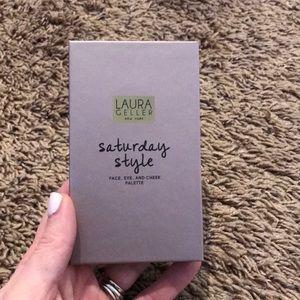 Laura Geller Saturday Style Palette